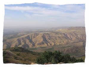 Elf Dagen Isral Golanhoogten